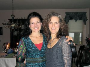 Anita Bondi and Louise Bowman, co-directors of Wellspring Holistic Center
