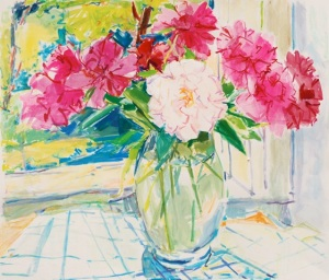 Light Reflections - Peonies $800